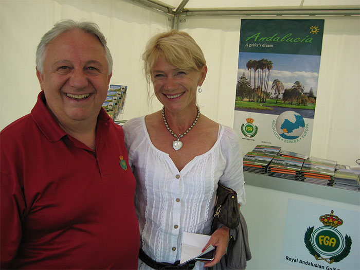 Prague Golf Masters with Marie Jehlickova